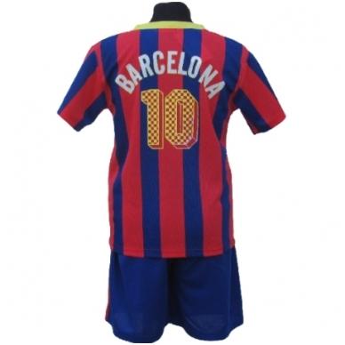 Barcelona. Futbolo apranga vaikams nuo 2-14 metų. 4
