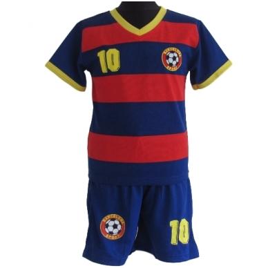 Barcelona. Futbolo apranga vaikams nuo 2-14 metų. 3