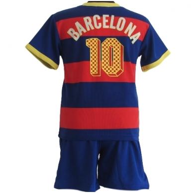 Barcelona. Futbolo apranga vaikams nuo 2-14 metų. 2