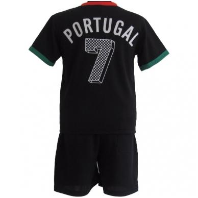 Portugalija. Futbolo apranga vaikams nuo 2-14 metų. 2
