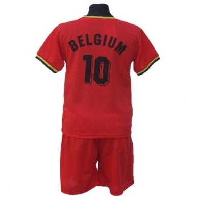 Belgium. Futbolo apranga vaikams nuo 2-14 metų. 2