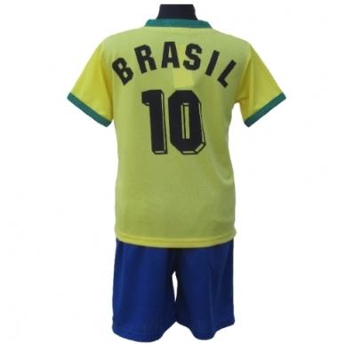 Brasil. Futbolo apranga vaikams nuo 2-14 metų. 2