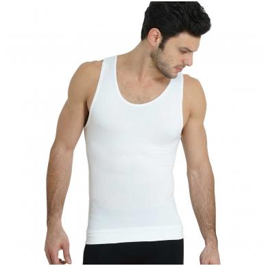 Figūrą formuojantys vyriški marškinėliai 2