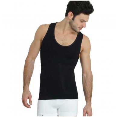 Figūrą formuojantys vyriški marškinėliai 3