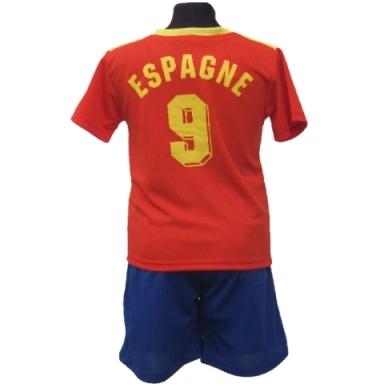 Ispanija. Futbolo apranga vaikams nuo 2-14 metų. 2