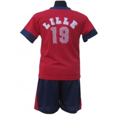 Lille. Futbolo apranga vaikams nuo 2-14 metų. 2