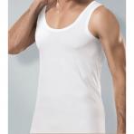 Marškinėliai be rankovių su elastanu 184