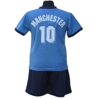 Manchester. Futbolo apranga vaikams nuo 2-14 metų. 2