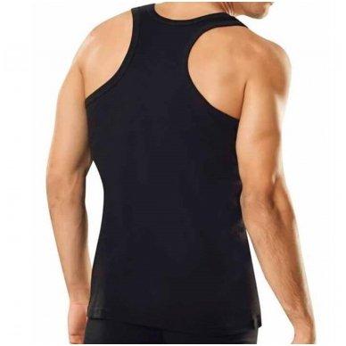 """Marškinėliai """"Rambo"""" iš medvilnės su elastanu"""