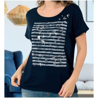 Didesnių dydžių marškinėliai KREGŽDUTĖS 2