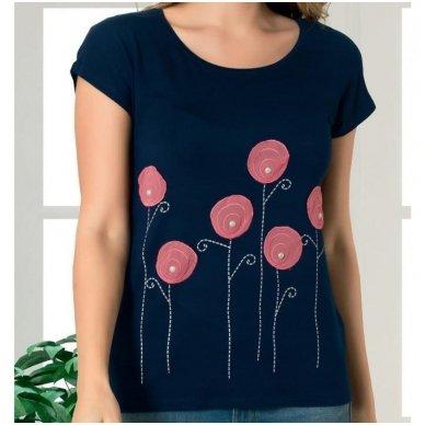 Marškinėliai KAMELIJA 2