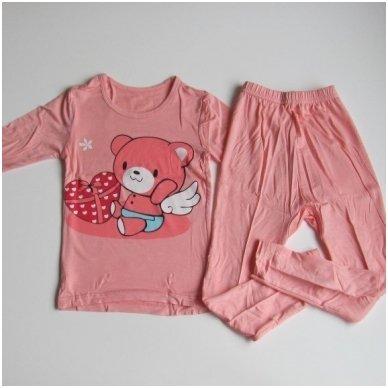 Pižama mergaitei iš viskozės 2