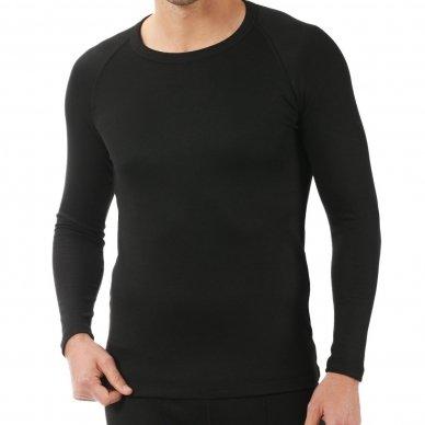 Vyriški šilti termo apatiniai marškinėliai 2