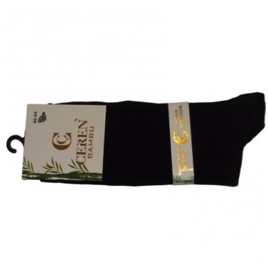 Vyriškos kojinės iš bambuko pluošto (6 vnt) 4